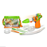 Complete Insect Adventure Kit Including Bug Vacuum Bug Catcher Toys