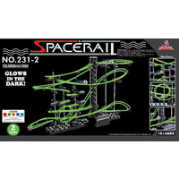 SpaceRail Level 2 Complex Motorised Marble Run