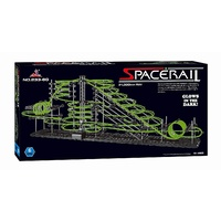 SpaceRail Level 6 Glow in Dark Motorised Marble Run