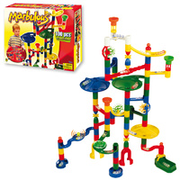 Marbulous Marble Run 100 Piece Set
