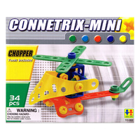 Connetrix Construction Toys Mini Chopper