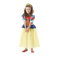 Snow White Sparkle Costume Small