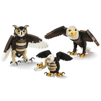Bloco Birds of Prey Building Set