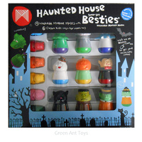 Besties - Super Set - Haunted House