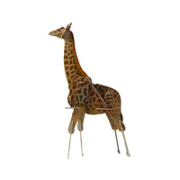 3D Wind Up Toy Puzzle Giraffe