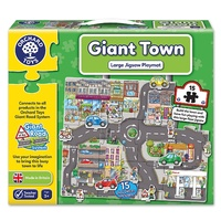 Orchard Toys Giant Town Jiigsaw